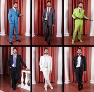 Смокинги и другая мужская одежда