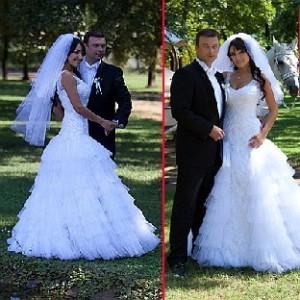 Свадебное платье Алины Завальской