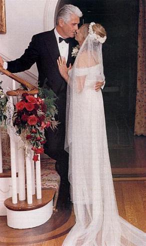 Свадебное платье Барбары Стрейзанд 2