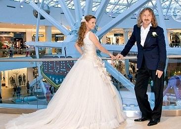 Свадебное платье Юлии Проскуряковой