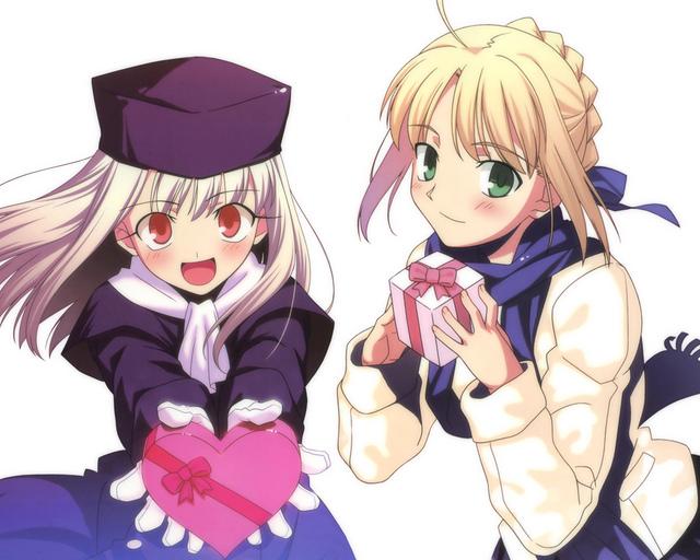 Аниме - День Святого Валентина (11)