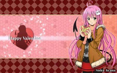 Аниме - День Святого Валентина (15)