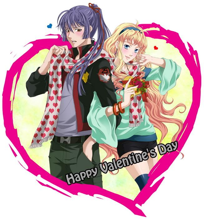 Аниме - День Святого Валентина (26)