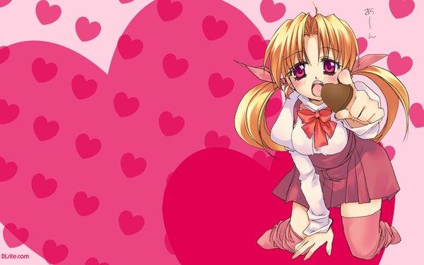 Аниме - День Святого Валентина (8)