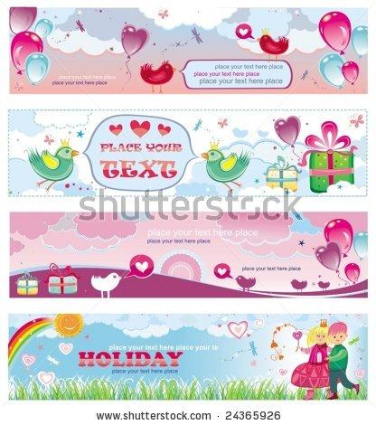 Баннеры День Святого Валентина (25)