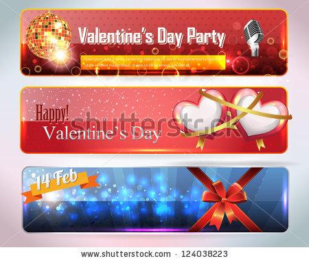 Баннеры День Святого Валентина (34)
