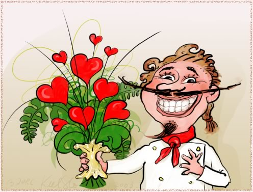 Открытки ко Дню всех влюблённых (100)