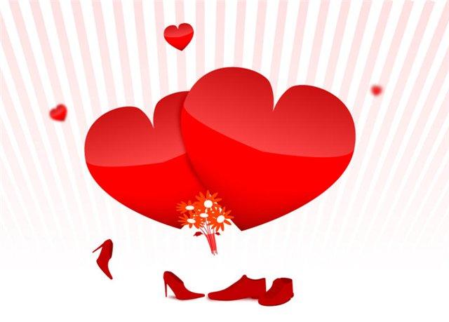 Открытки ко Дню всех влюблённых (110)