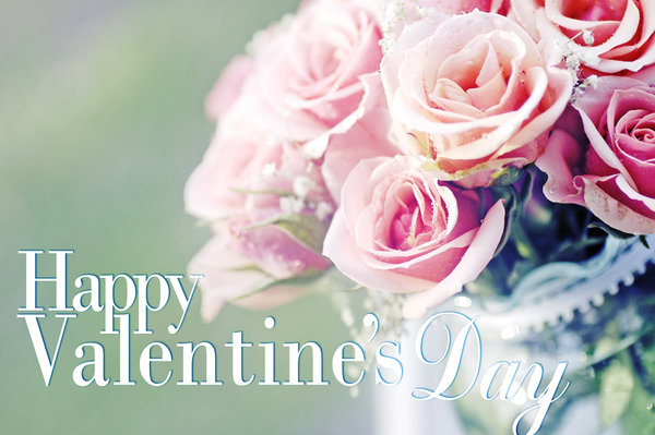 Открытки ко Дню всех влюблённых (126)