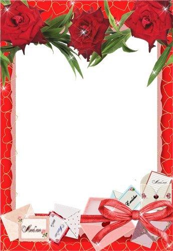 Рамки для Дня Святого Валентина (17)
