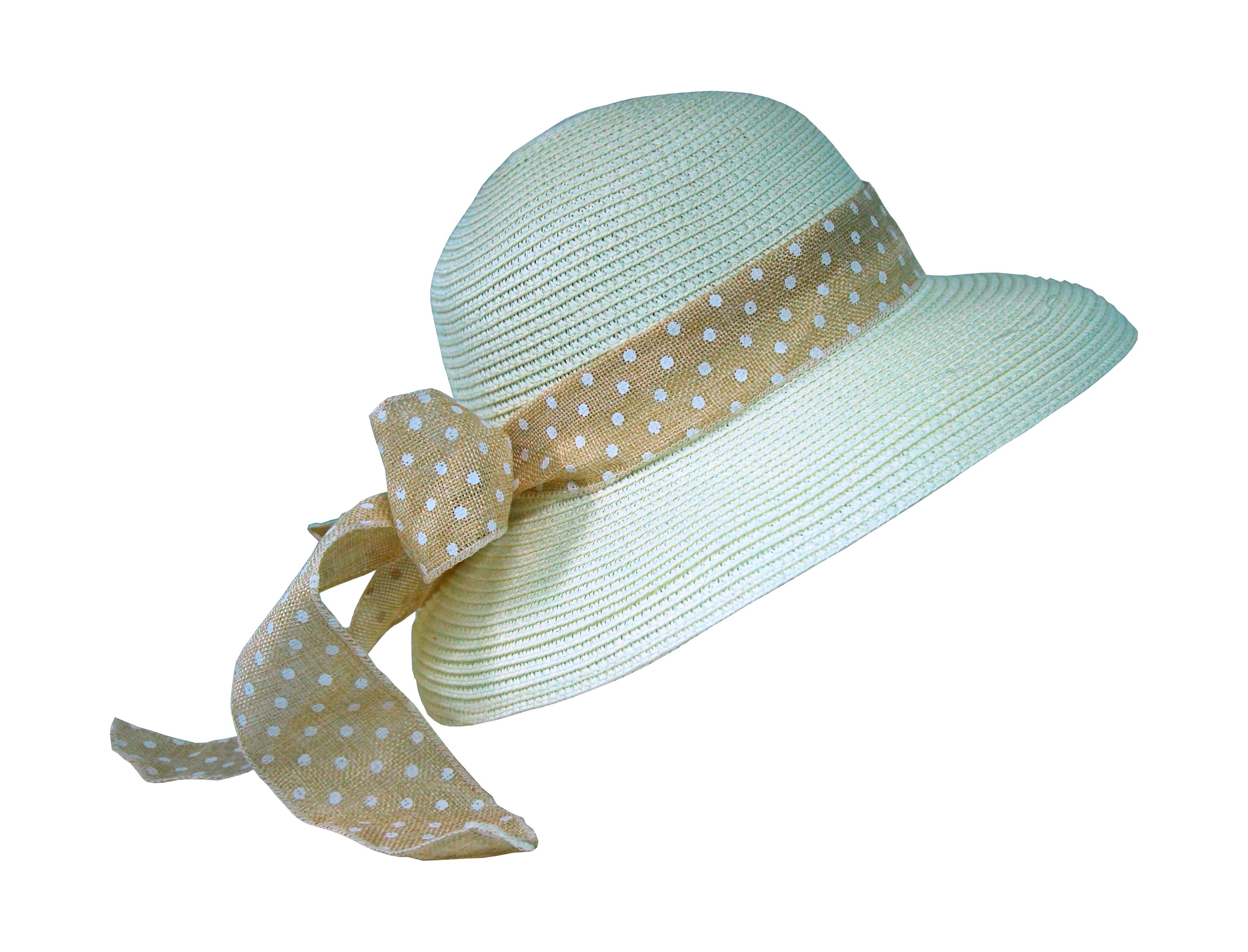 Бретонская шляпка
