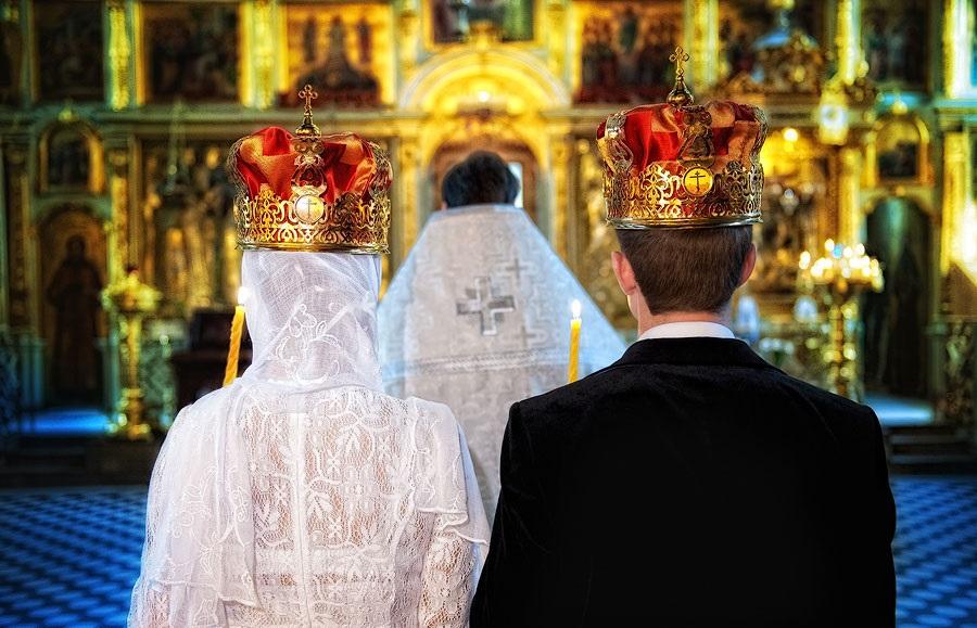 Фотосъемка на венчании