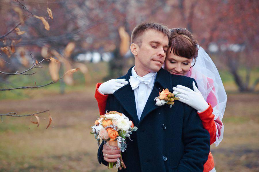 Свадьба в ноябре